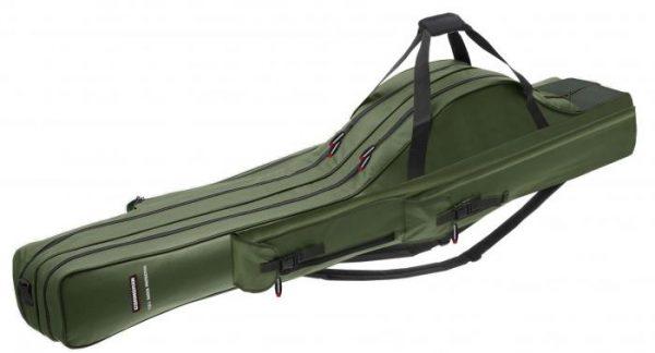 Cormoran Botszállító táska 5080 -as modell 195 cm dupla rekeszes - 4 bot