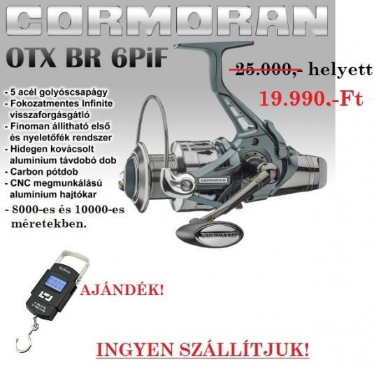 Cormoran OTX-BR 6 Pif 8000