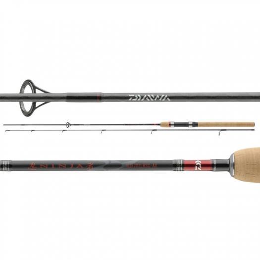 Daiwa Ninja X Spin 2.70m 15-50g