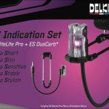 Delkim ES Indicator Set - Extra Short DuaCarb / Nitelite Pro