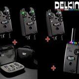 Delkim Txi Plus komplett kapásjelző szett 4+1