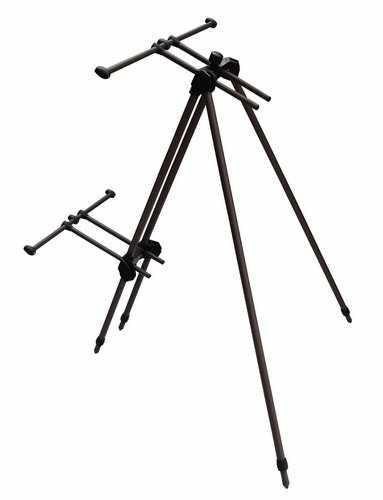 Prologic new green tri-sky Rod pod 3 botos