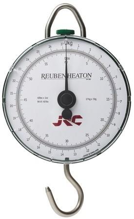 Reuben Heaton mérleg 54 kg